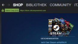 Steam: Downloadordner ändern