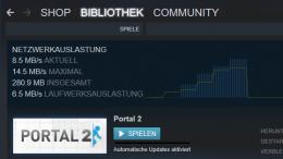 Steam Download schneller machen - langsam