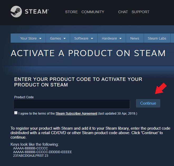 Steam Key: Hier könnt ihr sie einlösen