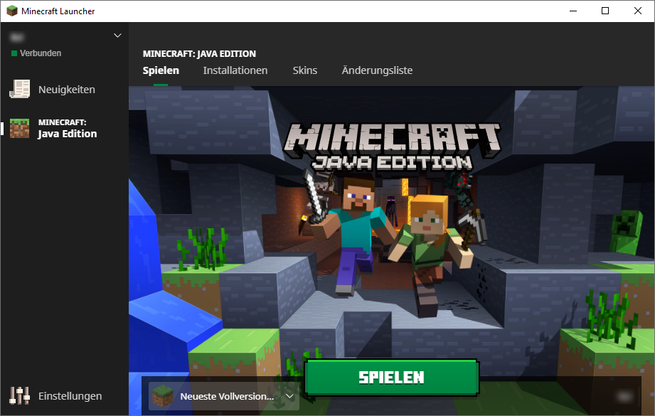 Minecraft Java Launcher