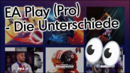 EA Play Pro Unterschiede