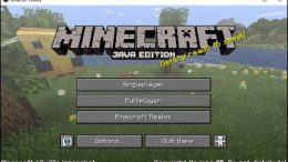 Minecraft Snapshot herunterladen, installieren und spielen.