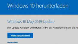 Windows 10 ISO Download Datenträgerabbild Installationstick herunterladen