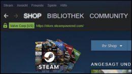 Valve Steam alte Chats Chatverläufe anzeigen
