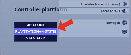 PS4 Controller Fortnite iPad iPadOS iPhone iOS verbinden Playstation 4