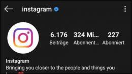 Instagram Darkmode Android Samsung Huawei Honor LG Sony aktivieren