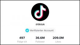 TikTok mehr Follower Abonnenten Klicks Aufrufe bekommen