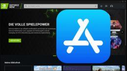 Geforce NOW iOS App iPhone iPad iPadOS