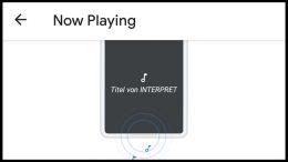 Google Pixel Now Playing aktivieren Songerkennung Liederkennung