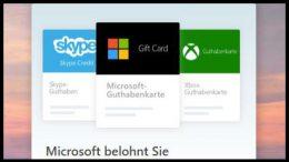 Microsoft Rewards Bing Xbox Game Pass kostenlos erhalten umsonst