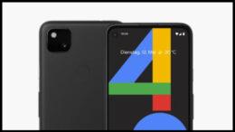 Google Pixel 4a - wie lange erhält das Smartphone Android Updates