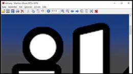 IrfanView Pixel Zoomen unscharf harte Kanten verschwommen