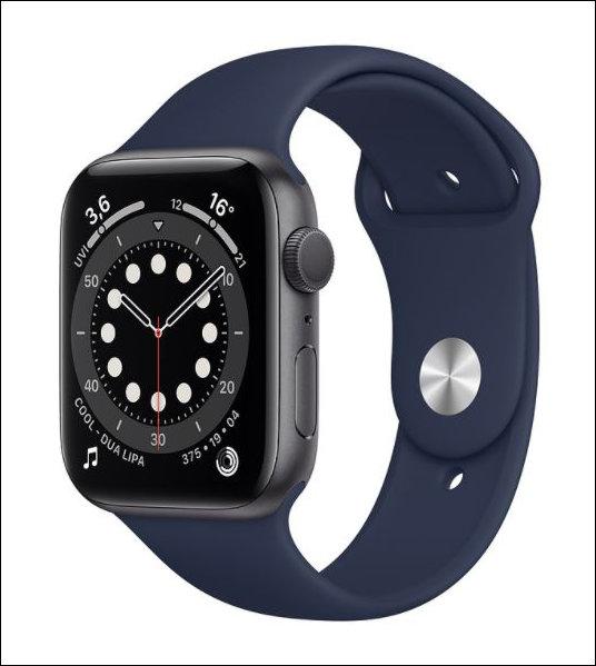 Apple Watch Größenvergleich