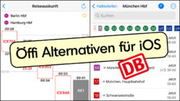 Öffi App Alternativen für iOS iPhone