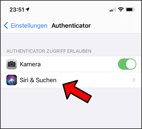 iOS App verbergen ausblenden