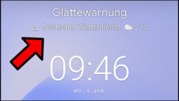 Google Pixel Unwetterwarnungen Wetterwarnungen deaktivieren Homescreen Alway On Display