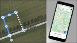 Google Maps Straße einzeichnen Anleitung