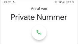 Google Pixel Rufnummer unterdrücken so geht's Anleitung