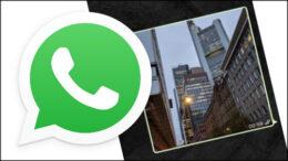 WhatsApp Bilder ohne Qualitätsverlust verschicken