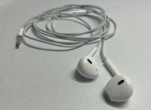 Apple Kopfhörer Mikrofon piepen
