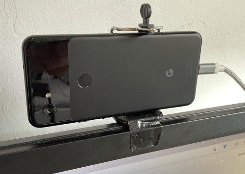 Handy als Webcam benutzen Anleitung