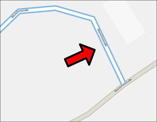 Apple Maps Straße falsch eingezeichnet melden