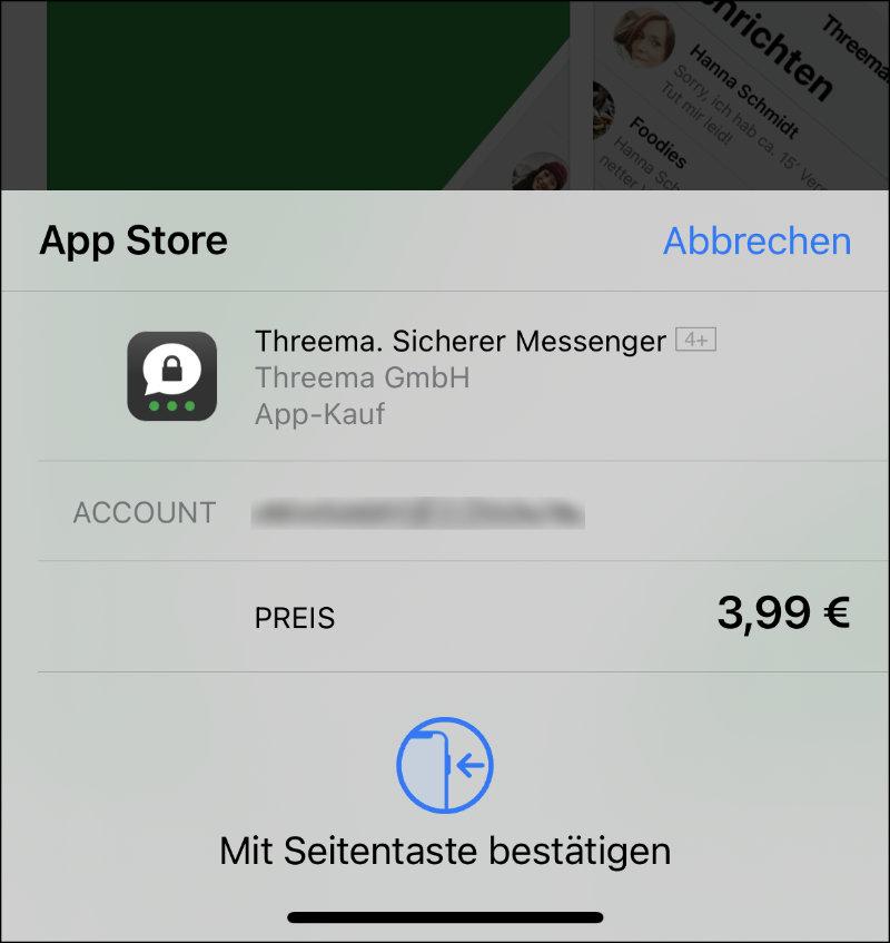 iTunes App Store Guthaben wird nicht angezeigt geht nicht