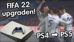 FIFA PS4 auf PS5